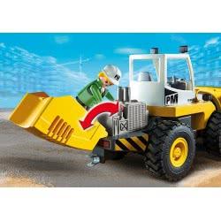 f8669b8762b Playmobil Μεγάλη Μπουλντόζα 5469