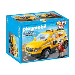 Playmobil Όχημα Εργοδηγού 5470 4008789054708