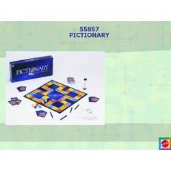 Mattel Pictionary 55857 55857 55857