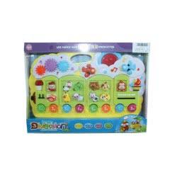 Toys-shop D.I Φωνές Ζώων Με Κουμπιά JM027211 6990416272112