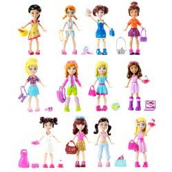 Mattel Polly Κούκλα Με Αξεσουάρ (12 Σχέδια) K7704 027084440409