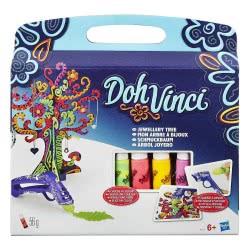 Hasbro Play-Doh Dohvinci Jewelry Tree B1719 5010994895440