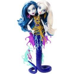 Mattel Monster High Ο Βυθός Των Monster - Πέρι & Περλ DHB47 887961206579