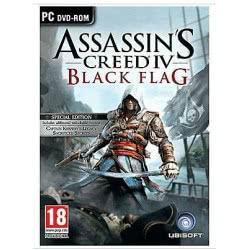 UBISOFT PC Assassin'S Creed 4 Black Flag 3307215704448 3307215704448