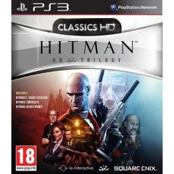 SQUARE ENIX PS3 HITMAN HD TRILOGY 5021290050891 5021290050891
