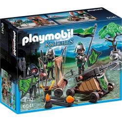 Playmobil Ιππότες των Λύκων με καταπέλτη 6041 4008789060419
