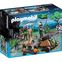 Playmobil Wolf Knights with Catapult 6041 4008789060419