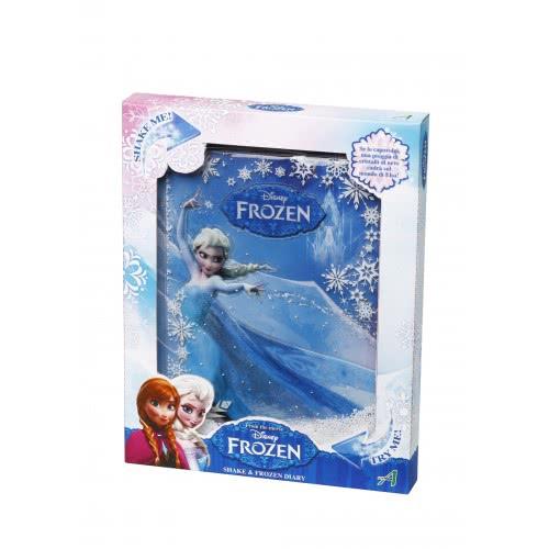 GIOCHI PREZIOSI Frozen Ημερολόγιο Κουνώ Και Χιονίζει GPH87406 8002879001234