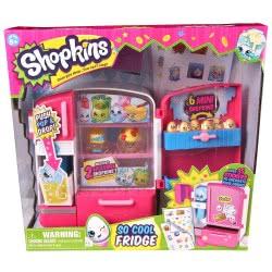 GIOCHI PREZIOSI Shopkins Ψυγειάκι Σετ Παιχνιδιού GPH56047 8001444138801