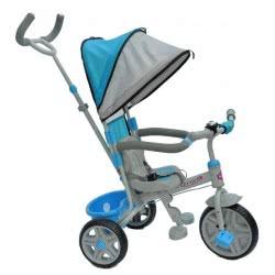 Family KBC Ποδηλατάκι Τρίκυκλο Family Nof-988 Μπλε 9880BLUE 5221275900344