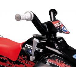 Peg-Perego Toys PEG-PEREGO POLARIS SPORTSMAN 400 NERO 6V ΜΠΑΤΑΡΙΟΚΙΝΗΤΗ ΓΟΥΡΟΥΝΑ ED1106 8005475332979