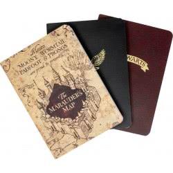 Blue Sky Studios Harry Potter Poudlard Barrel Crayon Case