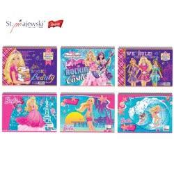 St. majewski St.Majewski Μπλοκ Ζωγραφικής 21X29 40Φ Barbie 804.60264 5903235602641