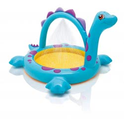 INTEX ΠΙΣΙΝΑ Dino Spray Baby Paddling Pool 57437 078257574377