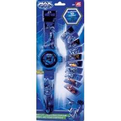 As company Ψηφιακό Ρολόι Προτζέκτορας Max Steel 1027-64117 5203068641177