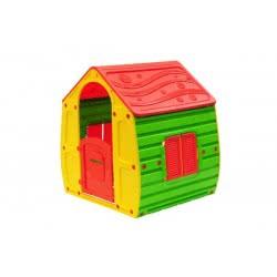 STARPLAY Σπιτάκι Κήπου Magical House Κίτρινο-Πράσινο 10-561 7290014589537