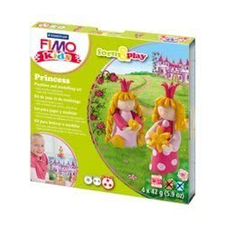 STAEDTLER Fimo-Kids Σετ Princess 8034-06 4007817806111