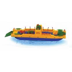 ZANNA toys ΚΑΡΑΒΙ FERRYBOAT 62X13x14cm 21-434 8031051004343