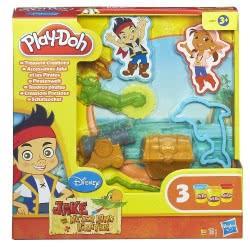 Hasbro Play-Doh Jr Jake & The Neverland Pirates A6075 5010994774363