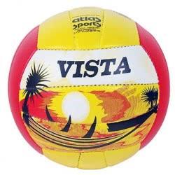 As company Μπάλα δερμάτινη volley με σχέδιο vista 5001-51005  5203068510053