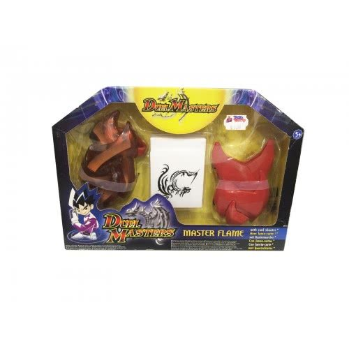Hasbro DUEL MASTERS MASTER FLAME WITH CARD SHOOTER ROLEPLAY SFX DM68113 5023117791710