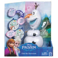 Mattel Disney Frozen Όλαφ Ο Χιονάνθρωπος CBH61 887961006674