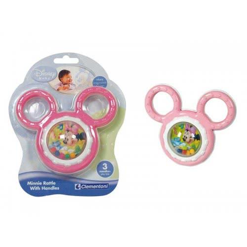 Clementoni baby Disney Bebe Minnie Κουδουνίστρα 1000-14614 8005125146147
