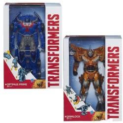 Hasbro Transformers Age Of Extinction - Φιγούρα Flip And Change Lockdown A6143 5010994782580
