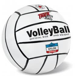 star Μπάλα Volley Rubber Άσπρη S.5 17/329 5202522003292