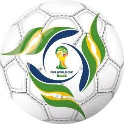 MONDO Μπάλα Πλαστική 23Εκ Mundial Rio Pvc 06958 8001011069583
