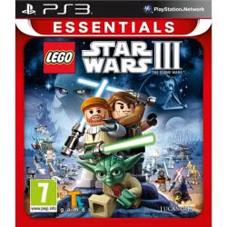 Activision PS3 Lego Star Wars III: The Clone Wars (Essentials) 8717418406011 8717418406011