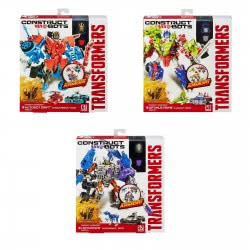Hasbro Transformers S4 CONSTRUCT BOTS WARRIORS ASST A6149 5010994767143
