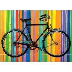 HEYE Παζλ 1000 Bike Art - Ποδήλατο 29541 4001689295417