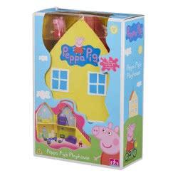 GIOCHI PREZIOSI Peppa Pig Σπίτι Με 1 Φιγούρα GPH01469/GR 8005163146901