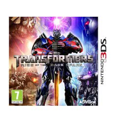 Activision 3DS TRANSFORMERS: RISE OF THE DARK SPARK 5030917142895 5030917142895