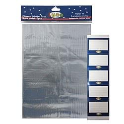 LUNA OFFICE ΚΑΛΥΜΜΑ ΒΙΒΛΙΟΥ PVC 5 TMX 610054 5205698089565