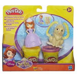 Hasbro Play-Doh Disney Princess Sofia And Clover A7400 5010994803407