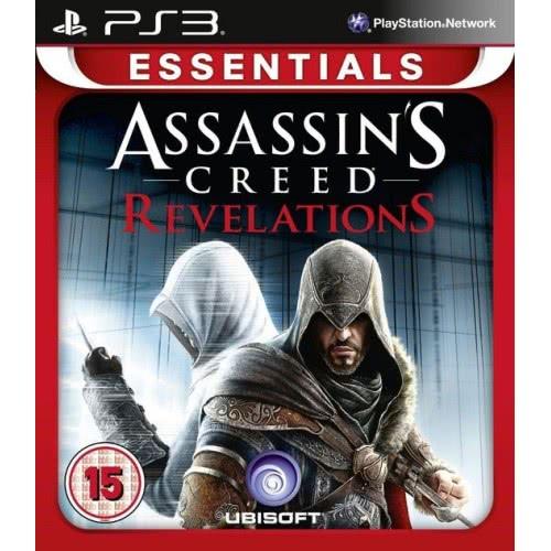 UBISOFT PS3 Assassin`s Creed: Revelations Essentials 3307215590539 3307215590539