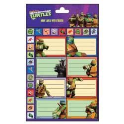 GIM Ετικέτα Hot Stamping Ninja Turtles 774-02149 5204549073470