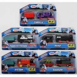 Fisher-Price Μηχανοκίνητα Τρένα Με Βαγόνι - Φίλοι Του Τόμας BMK88 / ASST 746775384203