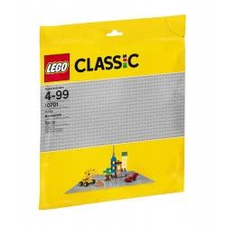 LEGO Classic Γκρι Βάση 10701 5702015357159