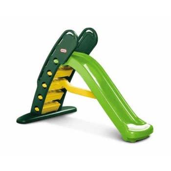 little tikes ΤΣΟΥΛΗΘΡΑ Easy Store Giant Slide - Evergreen 170737 050743170737