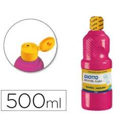 Giotto Τέμπερα 500ml Χρώμα Magenta 0114468 8000825535444