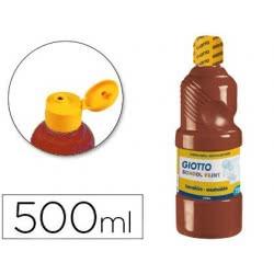 Giotto Τέμπερα 500ml Χρώμα Καφέ 0114474 8000825535659