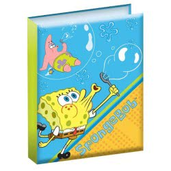 GIM Κλασέρ - Ντοσιέ 17X25cm Spongebob 3-80500 5204549805002 5204549805002