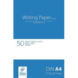 A&G PAPER Μπλοκ Α4 Σημειώσεων - Σεμιναρίων  Αρίγωτο 50Φ 013047-ANG048 5203296022632