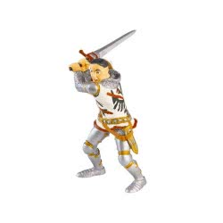 papo Duguesclin Knight with Sword 39928 PAPO 3465000399283