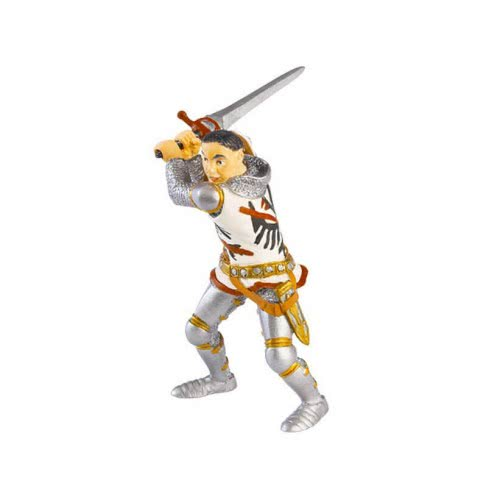 papo Duguesclin Knight with Sword