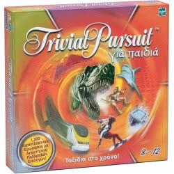 Hasbro Επιτραπέζιο παιχνίδι Trivial Pursuit για παιδιά 19607 5023117635250