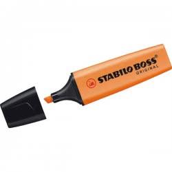 STABILO Boss Μαρκαδόρος Υπογράμμισης Πορτοκαλί 128070154 4006381333672